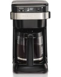 Hamilton Beach 12 Cup Programmable Easy Access Coffee Maker 46300