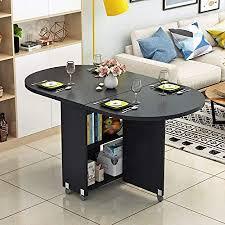 zydsd klapptisch tisch mit rädern einfache wohnzimmer