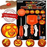 Pumpkin Masters Carving Kit by Pumpkin Masters Pumpkin Carving Kit With 12 Patterns U0026 Tools