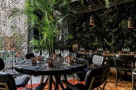 100 Kube Hotel Glamorous Dark Jungle Interior By RM Design Interiordesign