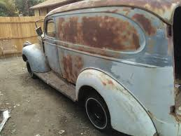 100 1946 Chevy Panel Truck CHEVY PANEL TRUCK The HAMB
