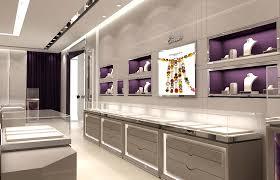 Jewelry Display Cases Glass Cabinets Retail DesignDisplay Showcases Counters Amissvie Custom Store Fixtures China Supplier