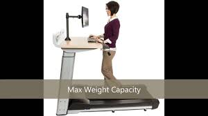 Lifespan Tr1200 Dt5 Treadmill Desk inmovement treadmill desk review youtube