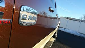 Dodge Ram 2500 Truck Copper 2014