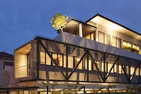 100 Semi Detached House Designs Contemporary Semidetached House By Aamer Architects