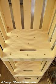 diy large crate toy storage bench home depot giveaway
