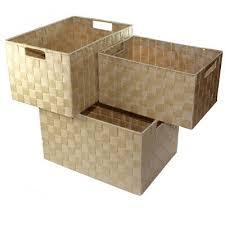 aufbewahrungsbox 3er set badezimmer kiste korb