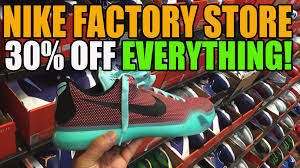 Nike Factory by 30 Everything Nike Factory Friends Family