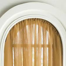 Jcp Home Curtain Rods by Oval Window Curtain Rod Google Search House Decor Pinterest
