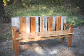 15 Amazing DIY Reclaimed Rustic Designs - Style Motivation How To Build A Rustic Barnwood Bench Youtube Reclaimed Wood Rotsen Fniture Round Leg With Back 72 Inch Articles Garden Uk Tag Barn Wood Entryway Dont Leave Best 25 Benches Ideas On Pinterest Bench Out Of Reclaimed Diy Gothic Featured In Mortise Tenon Ana White Benchmy First Piece Projects Barn Beam Floating The Grain Cottage Creations Old Google Image Result For Httpwwwstoutcarpentrycomreclaimed