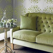 Green Living Room Sofa