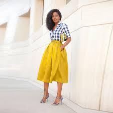 popular satin a line midi skirt buy cheap satin a line midi skirt