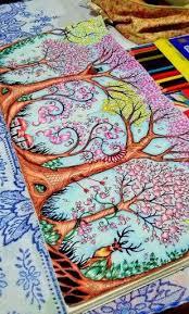 251e1e4b237ee2257ed9b1078c195f0a 309x512 Pixels Enchanted Forest Coloring BookEnchanted