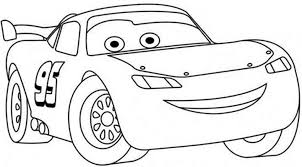 Photo Of Gallery Widescreen Coloring Disney Cars Pages Lightning Mcqueen At 52 Free Printables For Kids To Color