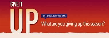 Give It Up Lenten Study Artwork 2016 Complete Web