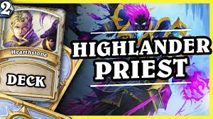Hearthstone Malygos Deck Priest by Highlander Priest 2 2 Hearthstone Deck Std Kotft Youtube