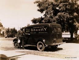 1930's Chevrolet Panel Van - Bakery Truck - Juction City B… | Flickr