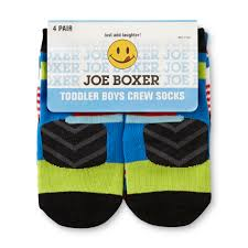 Joe Boxer Toddler Boy's 4-Pairs Crew Socks - Monster Truck Transportation Cotton Traing Pants For Boys Cars Trains Trucks Cocksox Underwear Briefs Trunks And Thongs Sexy Mens Handcraft Blaze The Monster Machines Threepair Set Pullin Master Masorca Mangos Boutique Accsories 5 Pack So Cool Cartoon Car Kids Boy Children Boxer New England Patriots Remote Control Truck Bobs Stores Esme Grandma Approved Razblint Nickelodeon Toddler 3pack Walmartcom Breeze Clothing Licensed Sesame Street Cookie Panties 8pack Underwear Brief White 100 12 Months