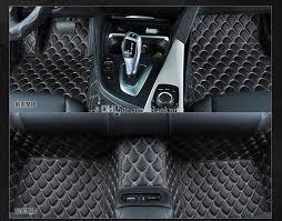 Bmw X5 Carpet Floor Mats by Leather Car Floor Mats For Bmw F10 F11 F15 F16 F20 F25 F30 F34 E60
