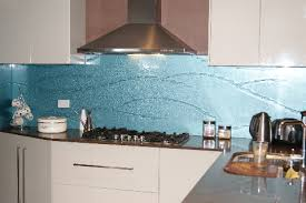 Home Intended For Patterned Glass Splashbacks Kitchens