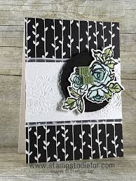 sonstige stin up petal dsp 12x12 paper white