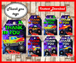 Monster Truck Thank You Tags Printable Monsters Trucks Party | Etsy Exquisite Monster Truck Cake Decorations Amazing Party Invitations 50 For Picture Design Images Alphabet Birthday Lookie Loo Monster Truck Cakes Cake Hunters 4th Centerpieces Oscargilabertecom Monster Sign Krown Kreations Bounce House Moonwalk Houston Sky High Rentals Amazoncom Supplies Jam 3d Party Pack Its Fun 4 Me 5th Clipart Cute Digital Little Silly Cre8tive Designs Inc