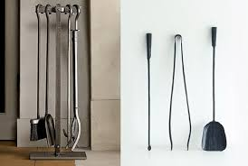 Modern Fireplace Tools