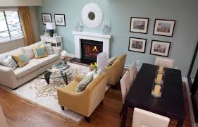 Home Decorating Ideas For Small Family Room by Rectangle Living Room Dining Room Combo Rectangle Living Room
