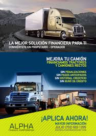 100 Design A Truck Entry 6 By MariaGraciaG For Finance Copmpny A Flyer
