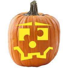 Thomas The Train Pumpkin Designs by Free Pumpkin Carving Stencils Of Favorite Dog Breeds