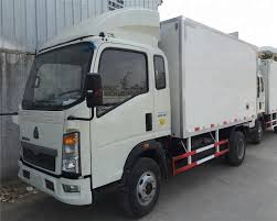 100 Truck Reefer Frozen S Van And Thermo King Refrigerator Unit For Sale