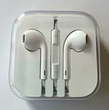 Apple iPhone EarPods Earphones Earbuds MD827 for iphone 6 5 4