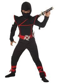 Spirit Halloween Jobs Pay by Ninja Costumes Kids Ninja Halloween Costume