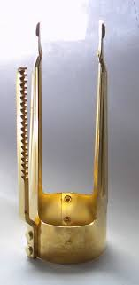aladdin ls model b wick raiser r185 solid brass replacement part