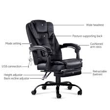 Electric Massage Office Chairs Recliner Computer Gaming Seat Footrest Black Maharlika Office Chair Home Leather Designed Recling Swivel High Back Deco Alessio Chairs Executive Low Recliner The 14 Best Of 2019 Gear Patrol Teknik Ambassador Faux Cozy Desk For Exciting Room Happybuy With Footrest Pu Ergonomic Adjustable Armchair Computer Napping Double Layer Padding Recline Grey Fabric Office Chairs About The Most Wellknown Modern Cheap Find Us 38135 36 Offspecial Offer Computer Chair Home Headrest Staff Skin Comfort Boss High Back Recling Fniture Rotationin Racing Gaming