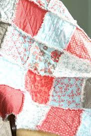 Aqua And Coral Crib Bedding by Aqua Quilts Coverlets U2013 Co Nnect Me