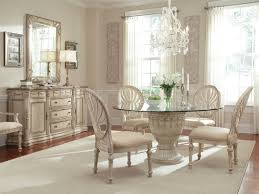 Image2 Modern Decor Ideas Match With Round Top Glass Dining Tables