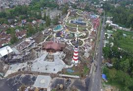 Ini Dia Wahana Air Terbesar Di Indonesia Jogja Bay Waterpark