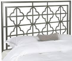 Wayfair White King Headboard by Lucina Antique Iron Metal Headboard Headboards Furniture By Safavieh
