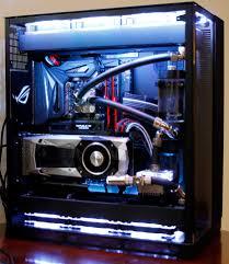 Lian Li Computer Desk by Build Log 7700k Lian Li Pc O11