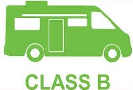 Class B RV Motorhome