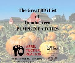 Wenninghoff Pumpkin Patch Omaha by The Big Giant List Of Pumpkin Patches April Tucker Realtor