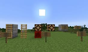 Redstone Lamp Minecraft 18 by Floating Signs Ladders And Glowing Lamps Minecraft Blog
