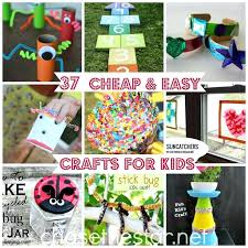 Diy Crafts For Kids Step By Cheap And Easy Via Chase The