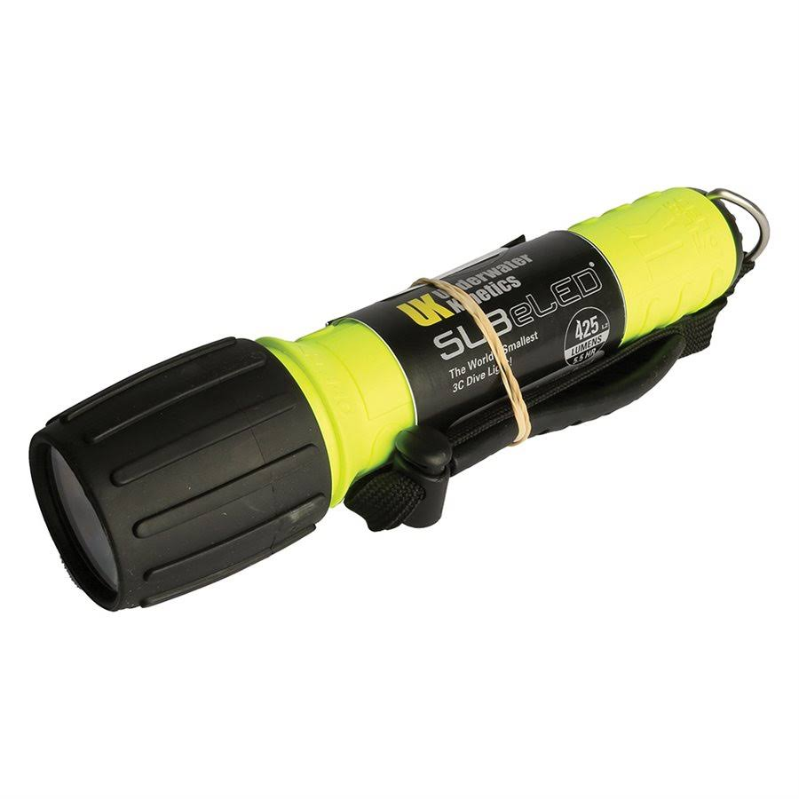 Underwater Kinetics SL3 eLED Dive Light - Safety Yellow