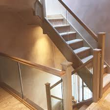 Replacement Ground Floor Stairs And New Loft Staircase All With ... Best 25 Banisters Ideas On Pinterest Banister Contemporary Raymond Twist Stair Spindles 41mm Staircase Interior Stair Railing Diy Interior Elegant Prefinished Handrail Design Indoor Railings Aloinfo Aloinfo Solution Parts Shaw Stairs Staircases Oak Traditional Stop Chamfered Style Pine Hand Rails Modern Railing Wood Wall Mounted Ideas Of Fusion Walnut With Glass Panels