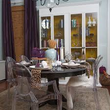 An Eclectic Dining Room Makeover With Colorful Rustic Style