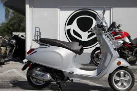 Information This 2016 Vespa
