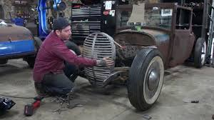 100 1938 Ford Truck How To Chop A 39 Grill To Fit A Hot Rod Model A