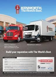 100 Kenworth Truck Company Food Logistics December 2015 By SupplyDemand ChainFood Logistics